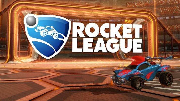 Rocket League Coming to Switch in Holiday 2017