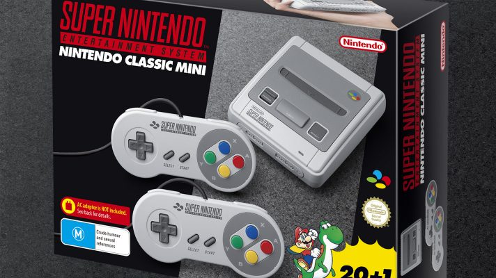 Target now taking preorders for the SNES Mini, selected stores only