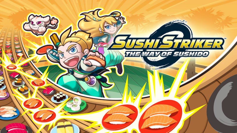 Nintendo Direct March 2018 - Sushi Striker: Rise of the Sushido