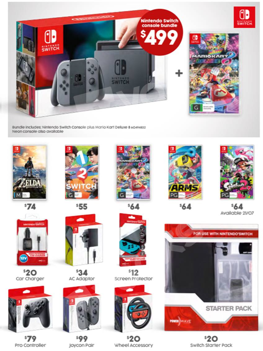 Bargain Alert Target S Toy Event Will Have Switch Bundles