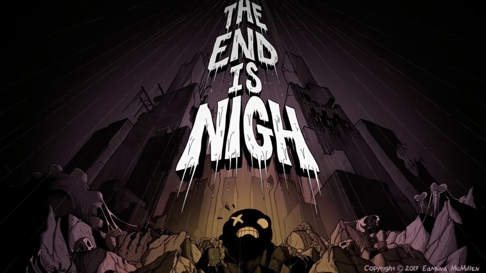 Binding of Isaac creator announces new game: The End is Nigh