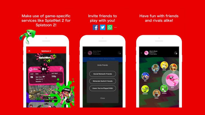 Nintendo Switch Online App Available to Download on Android and iOS
