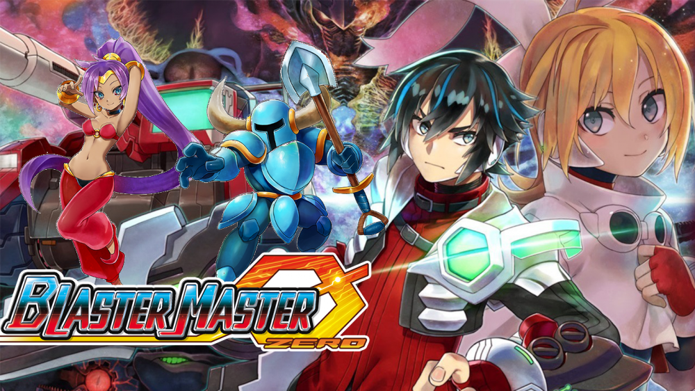 Blaster Master Zero 1.3 Update Adds Two More Characters