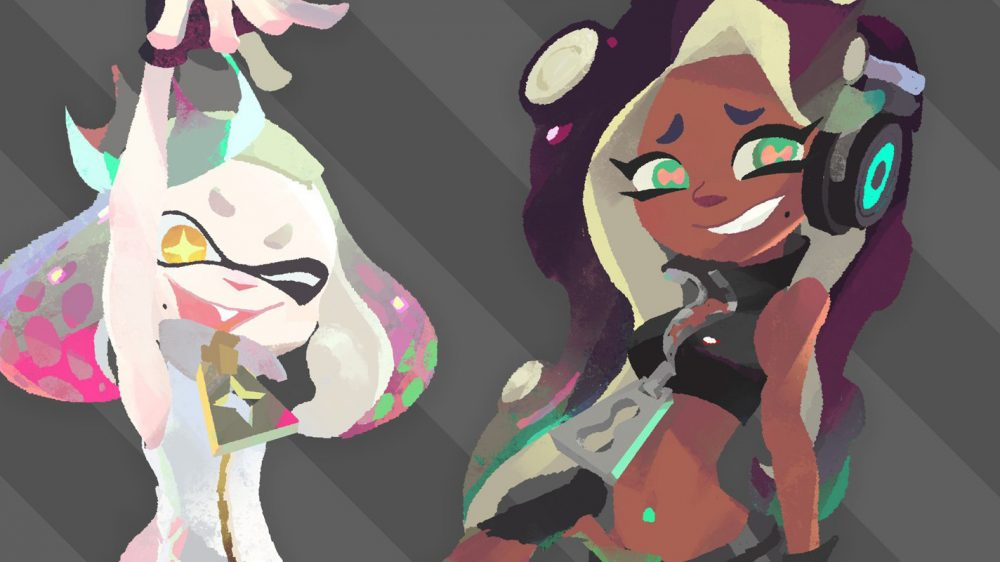 Splatoon 2 Will Receive Splatfests for at Least Two Years & More