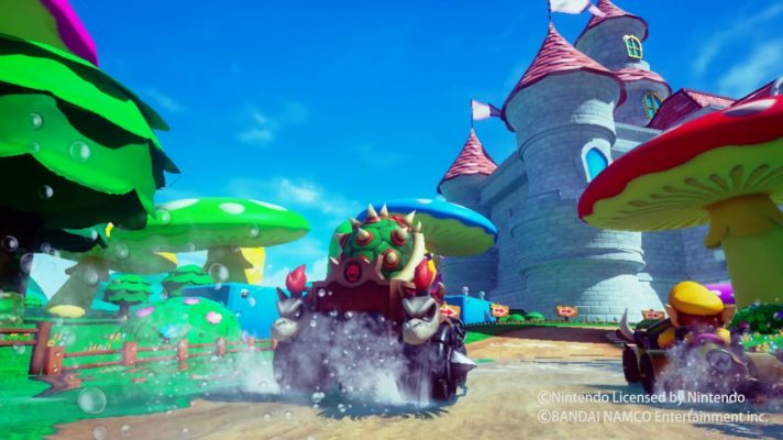 Mario Kart speeds into VR with Mario Kart Arcade GP VR