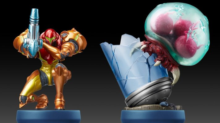 JB Hi-Fi have the two Samus: Returns amiibo up for preorder