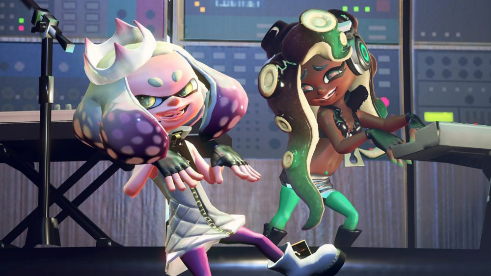 Even Without Miiverse, Splatoon 2's Lobby Is Still Amazing