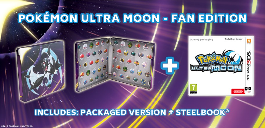 ultra sun and moon collectors edition