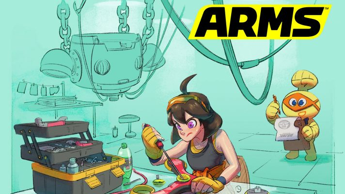ARMS gets a huge balance patch, new fighter coming in the next update