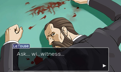 Ace Attorney returns on Nintendo 3DS — Apollo Justice