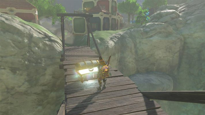 Breath of the Wild updates to 1.3.1, adds new way to get gear