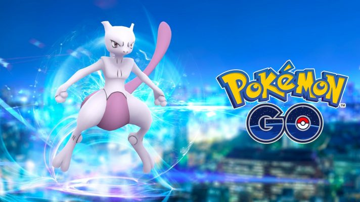 Mewtwo coming to Pokémon Go in the coming weeks with new Raid Battle