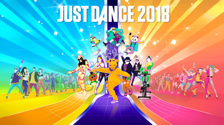 More songs announced for Just Dance 2018