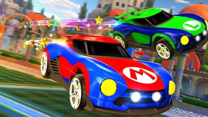 Rocket League on Switch will launch at midnight in each region