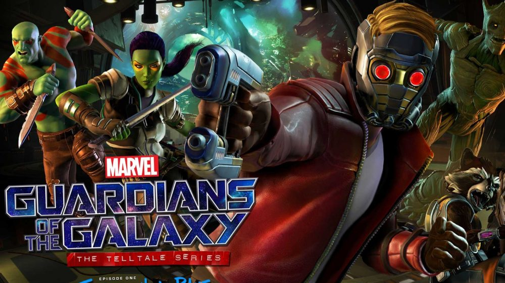 Telltale's Batman, Guardians of the Galaxy Confirmed for Nintendo Switch