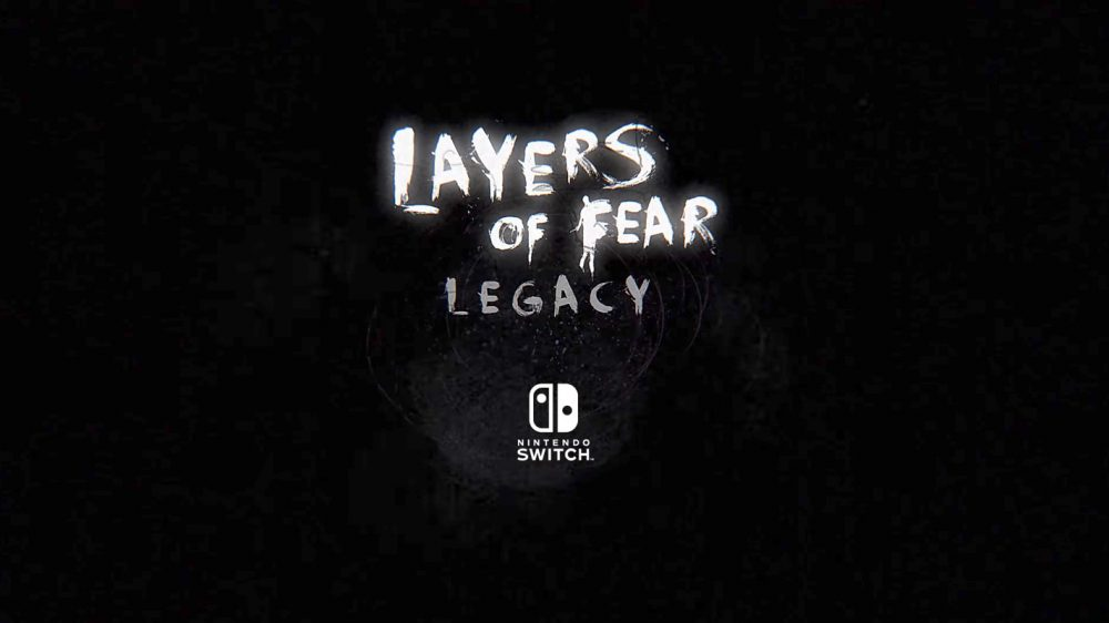 Layers of Fear is coming to the Switch