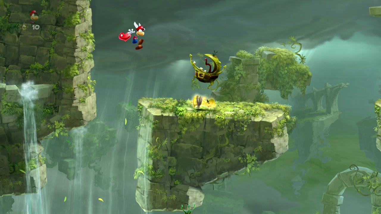 Rayman Legends: Definitive Edition (Switch) Review - Vooks