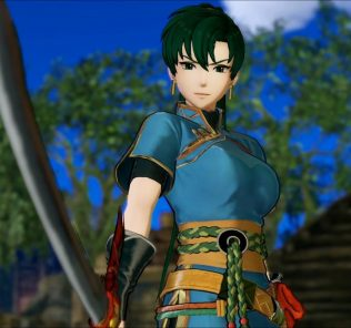 Fire Emblem Warriors - Lyn