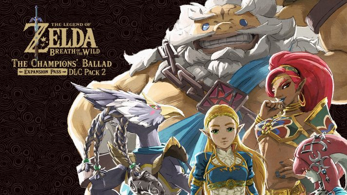 Champions' Ballad DLC shown with December date in eShop