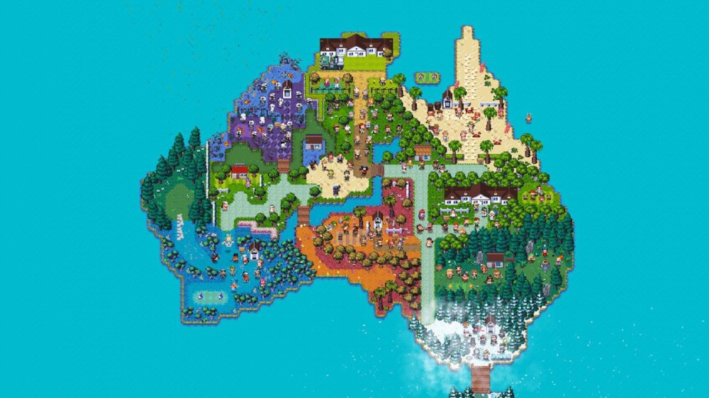Golf story isnt just made in australia its also set in australia golf story isnt just made in australia its also set in australia gumiabroncs Image collections