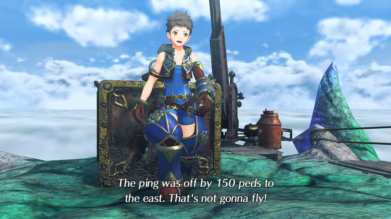 Xenoblade Chronicles 2 Switch Review English Us In Xc2s World The Surface Is Uninhabitable People Live On Backs Of Titans Which Are Country Sized Beasts That Float Above Cloud Sea Below