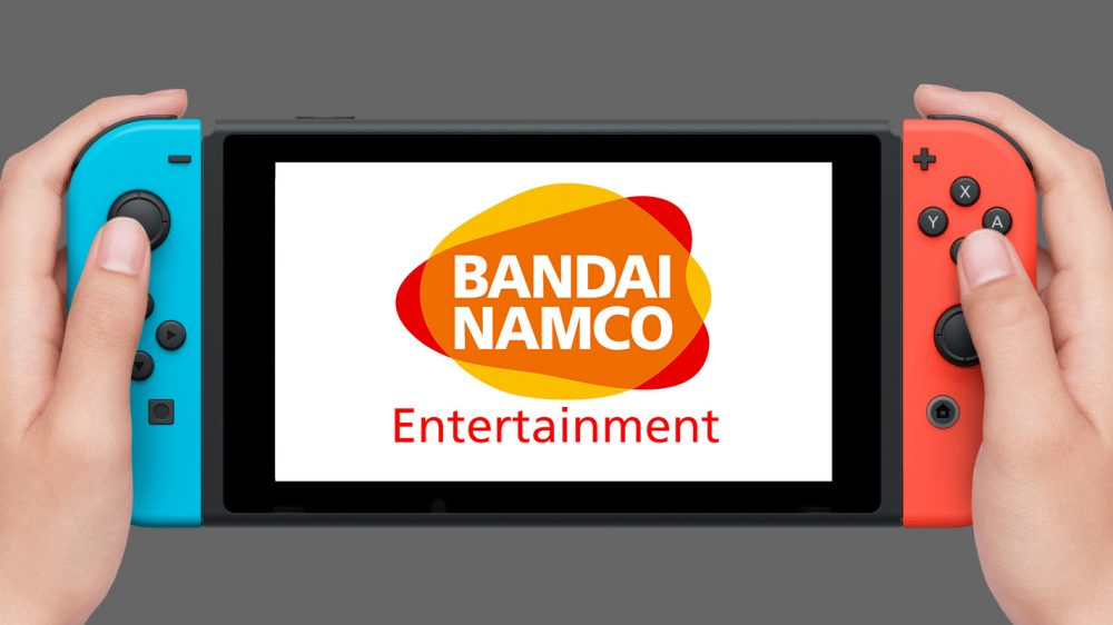 Bandai Namco is Announcing Three Switch Exclusives Early Next Year