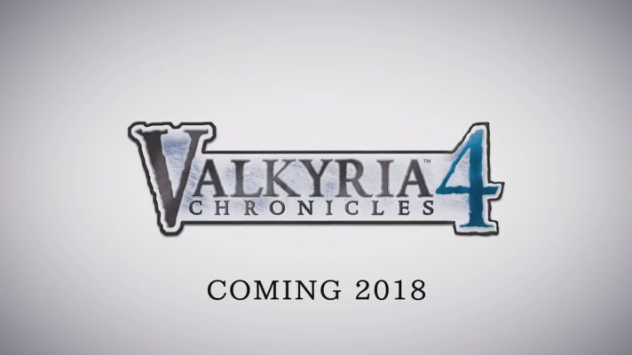 Valkyria Chronicles 4 announced for Switch