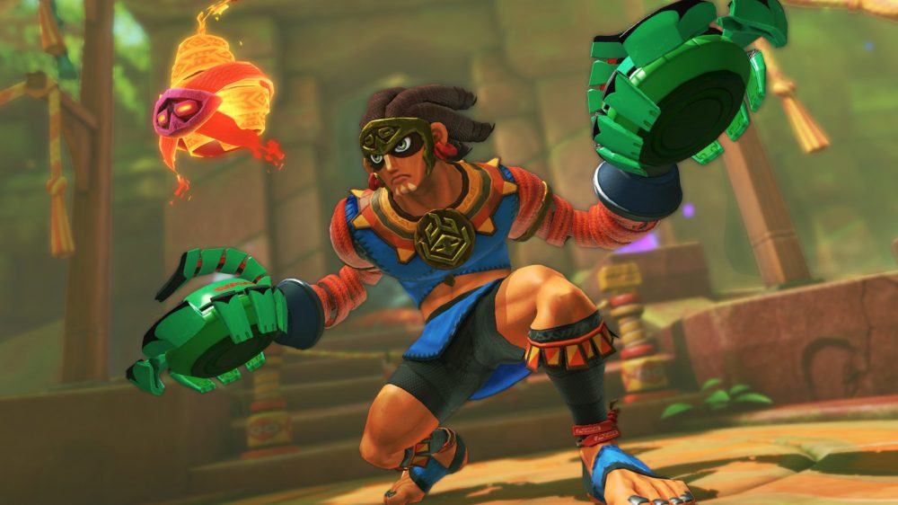 Introducing Misango, a new ARMS fighter