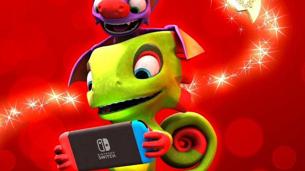 Yooka-Laylee Finally Has a Switch Release Date