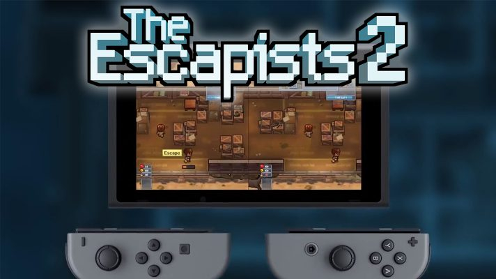 The Escapists 2 tunnels its way onto Switch on January 11th