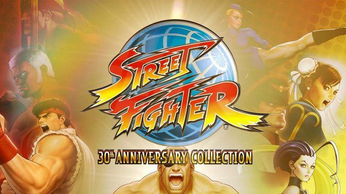 Street Fighter 30th Anniversary Collection announced for Switch, launches in May 2018