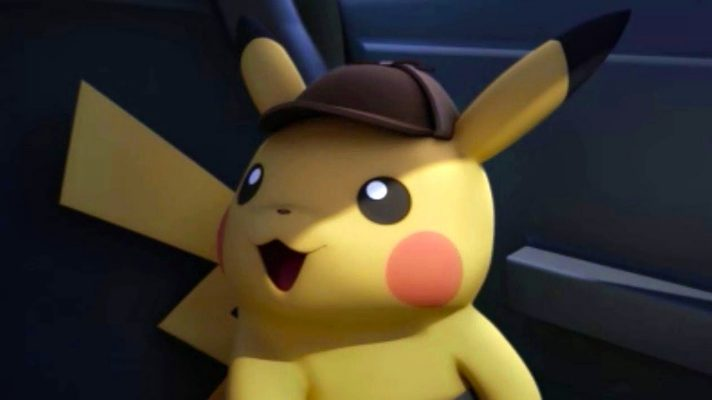 Detective Pikachu rated for release in Europe