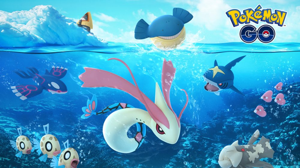 Pokémon GO Holiday Season Event Detailed, More Gen 3 Pokémon Added