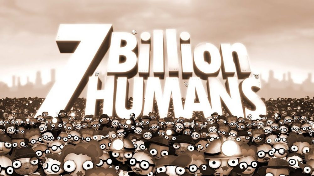 Billion Humans coming from World of Goo developers