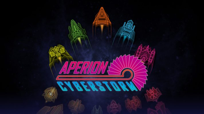 Aperion Cyberstorm blasts onto Switch and Wii U on February 8