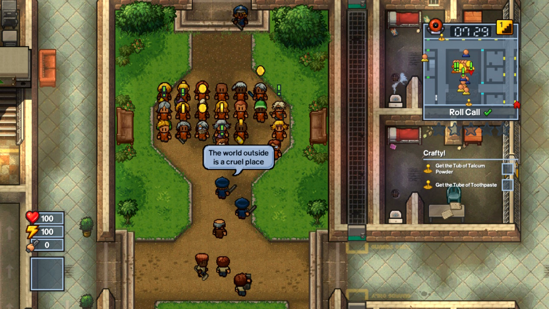 The Escapists 2 (Switch) Review - Vooks