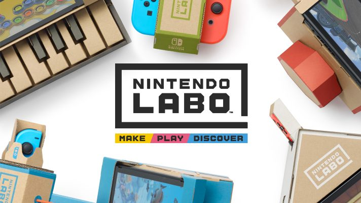 Bargain Alert: Nintendo Labo kits cheap at Amazon.com.au