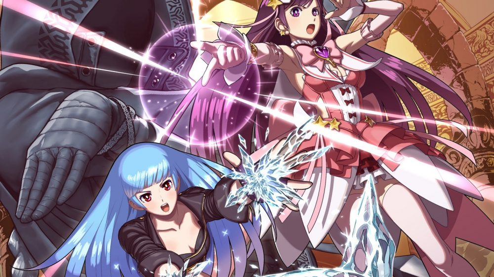 SNK Heroines Coming To Switch Later This Year