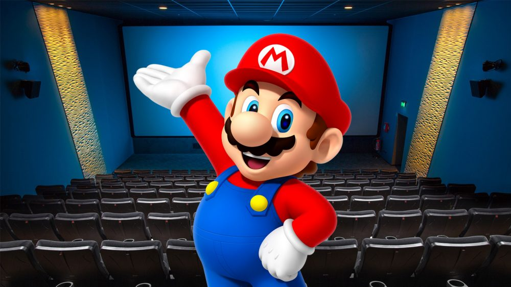 Nintendo's Mario Movie Is Officially Happening!