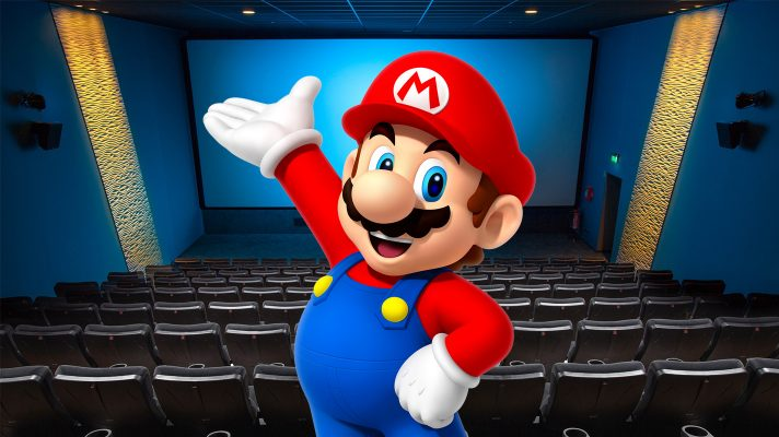 Nintendo is working with Illumination to bring Mario to the big screen