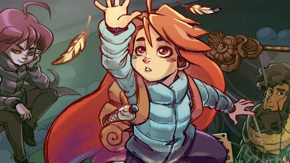 Celeste's free final chapter available now - Vooks