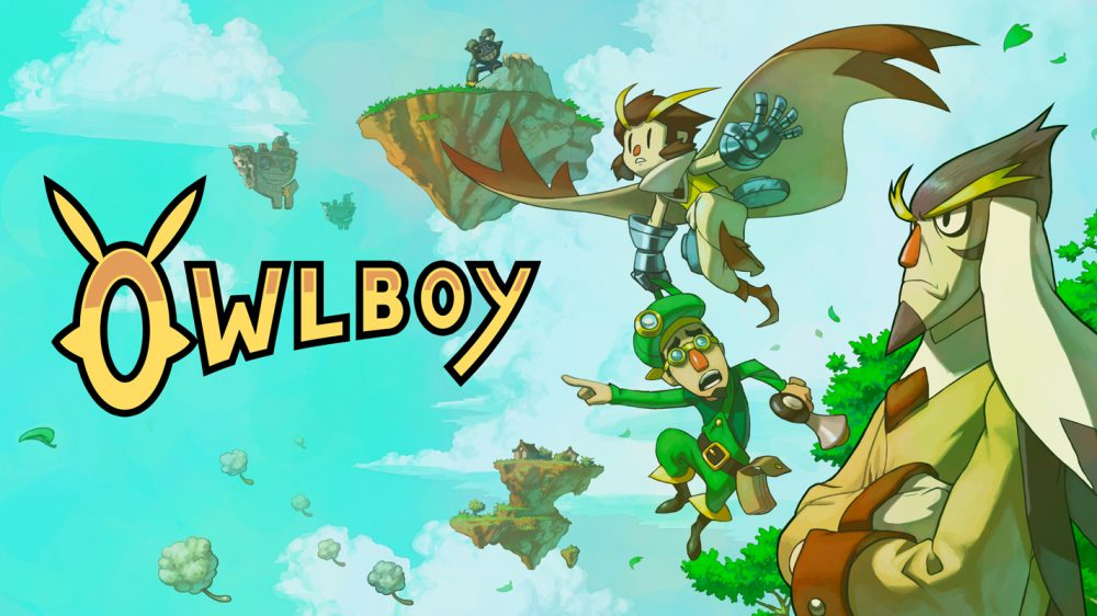 Owlboy getting physical release on May 29th