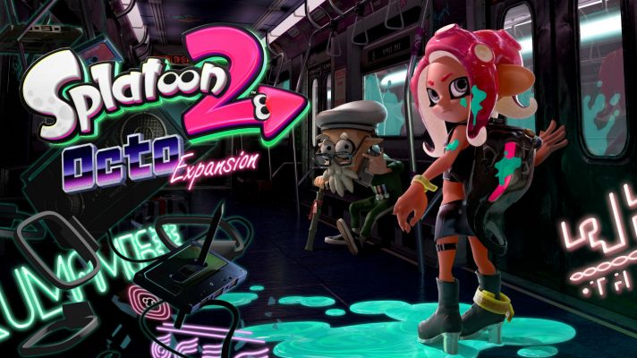 Splatoon 2's Octo Expansion is available now