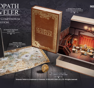Octopath Traveler special edition