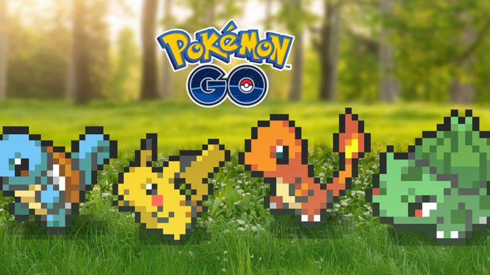 Pokémon GO turns retro for April Fools