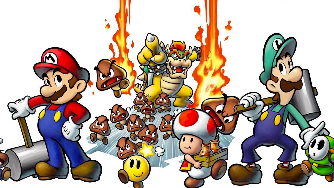 Mario And Luigi Bowser S Inside Story Returns On 3ds In 2019