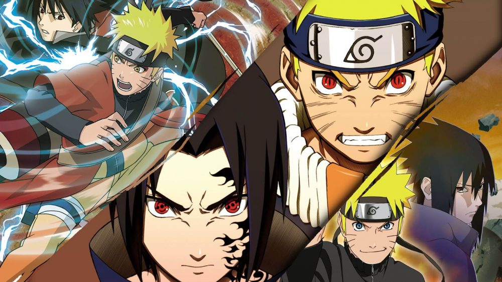 Naruto Ultimate Ninja Storm Trilogy Releasing on Nintendo Switch This April