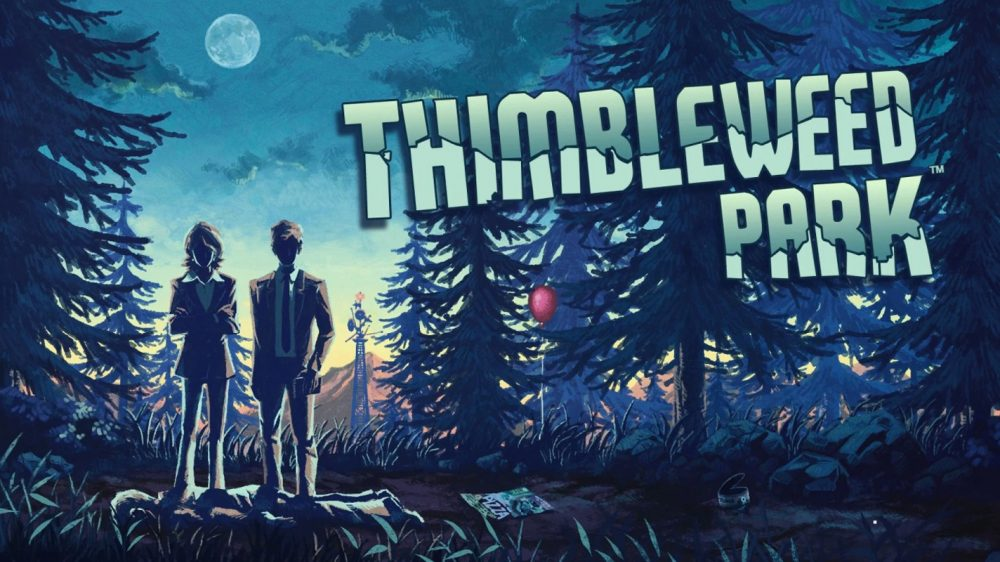 Physical PS4 & Switch Versions of Thimbleweed Park On the Way