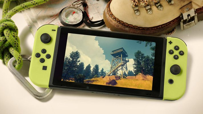"""Firewatch is coming to the Switch """"soon"""""""