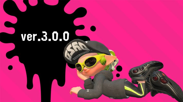 Splatoon 2's gigantic 3.0.0 update goes live tomorrow morning